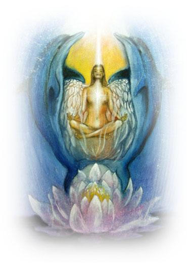 Venuszwilling, Verschmelzen, Mitgefühl, Barmherzigkeit, Hingabe, Vereinigung, Venus