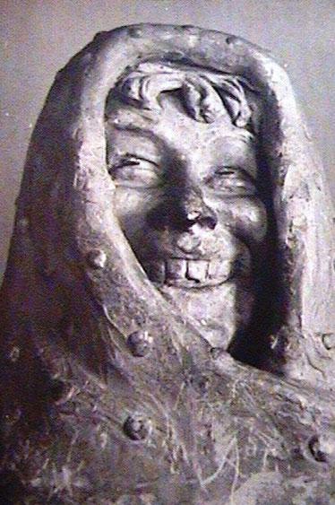 (16) Смеющаяся женщина (1940г.)