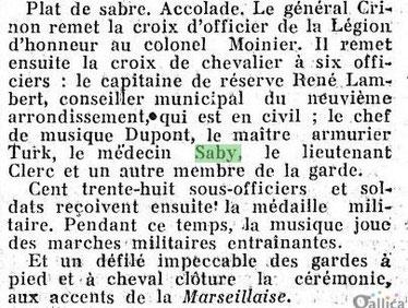 Le GAULOIS 1929/01/25 (Numéro 18739)