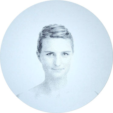 Günter Wintgens Portrait Joana Brüssow