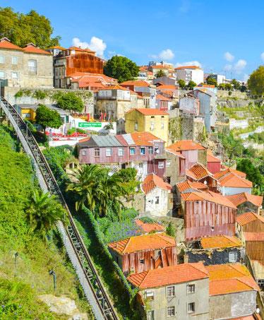 Funicular dos Guindais Porto