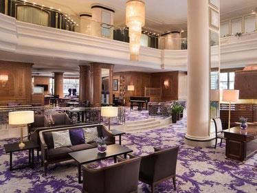 sheraton hotel Zagreb
