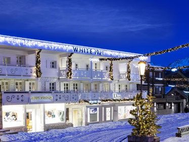 White 1921 Courchevel