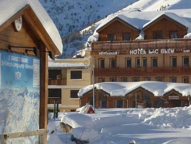 Hotel Lac Bleu 1650