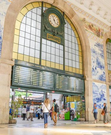 São Bento Train Station Porto