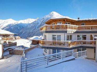 A Casa Alpendiamond Ski-in & Ski-out