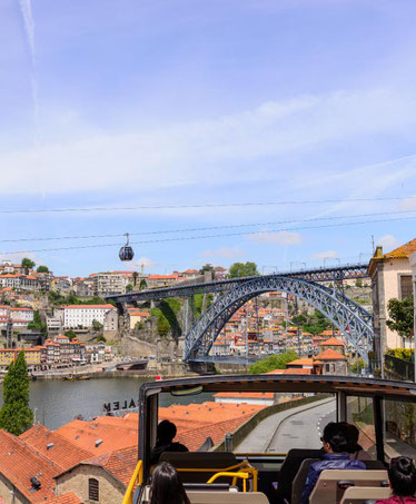 Porto Hop-On Hop-Off Sightseeing Tour