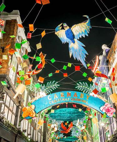 london-christmas-season