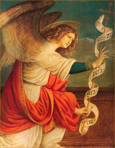 大天使ガブリエルについて~役割、私が感じる大天使ガブリエル、大天使ガブリエルからのメッセージ