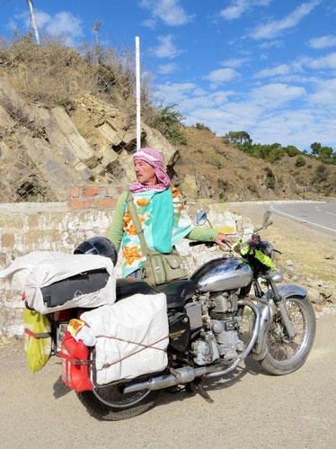 Royal Enfield Indien grenzenlosunterwegs