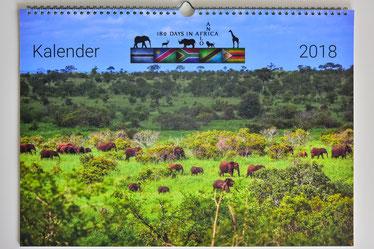 Titelbild Kalender Collage