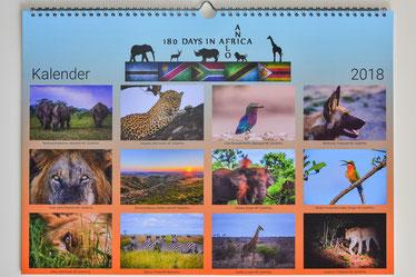 Monatsübersicht Kalender Einzelfotos