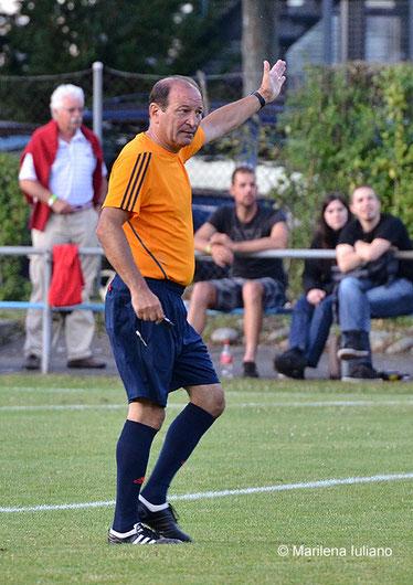 Luigi Ponte - Präsident SSV