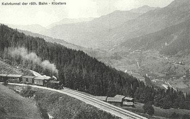 Photo Artikel A. Büchi, Klosters