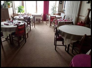 40 assise au restaurant la colombiere 94