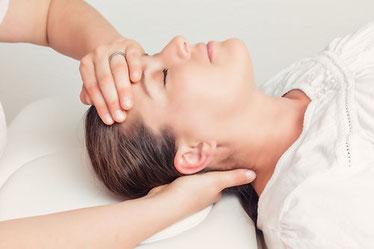 Craniosacrale Therapie in Erfurt von Jutta Rudolph