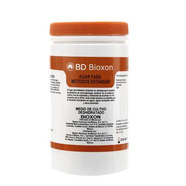 211724 BD Bioxon® Agar Métodos Estándar, 450 g