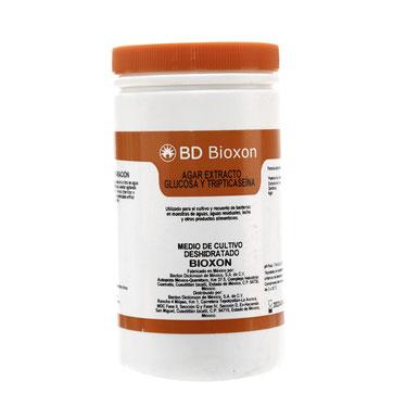 211722 BD Bioxon® Agar Extracto Glucosa y Tripticaseina, 450 g