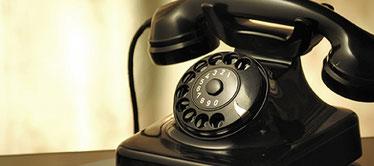 """Foto: """"Telephone"""" (Quelle: www.pixabay.com) - unabhängige Honorar Finanzanlagenberatung für Mediziner"""