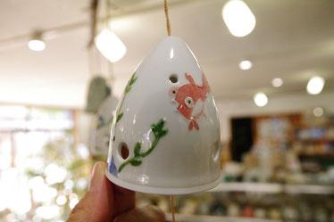 金魚 七種麗子さん風鈴