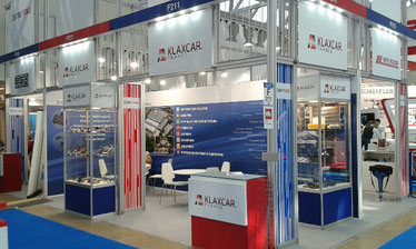 salon MIMS Automechanika Moscou 2017