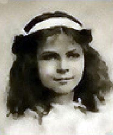 Young Kathleen Tolhurst