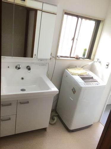 洗面化粧台 ノーリツキューボ