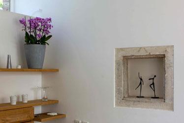 arrosage orchidée connecté avec OriCine® en situation dans un maison 3