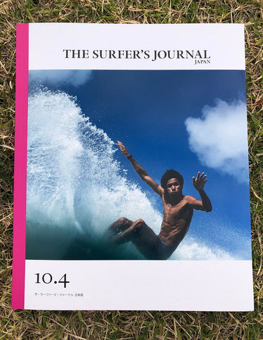 THE SURFER'S JORNAL 届きました。