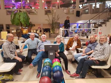 Minigolf- und Bowlingtag 2019