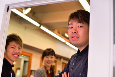 横浜で人気の美髪コーディネーター美容師ゆうき
