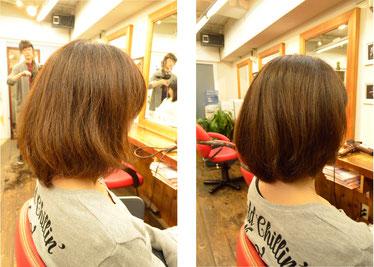 艶髪 | カットで髪にツヤが出なくなる原因