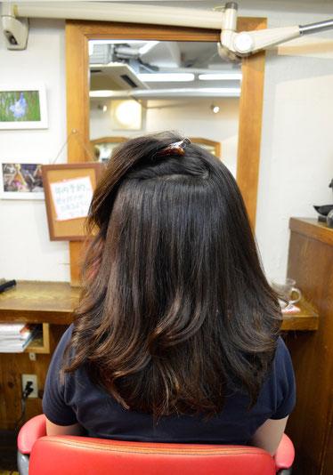 横浜の無責任美容師☆奥条勇紀☆縮毛矯正したスタイルにアイロン(コテ)をするのは良くないの!?