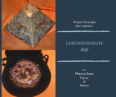 Orgonenergie Orgon - Angebote hier bei uns im Orgonit Shop. Pyraiden,Orgonkegel und Orgon Amulette