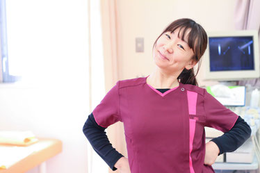 河上クリニック 看護師 常に笑顔で