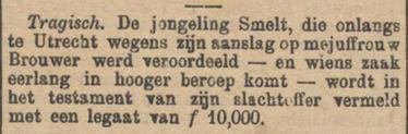 De standaard 21-11-1900