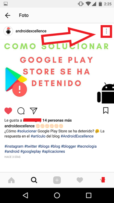 Descargar Fotos De Instagram En Android