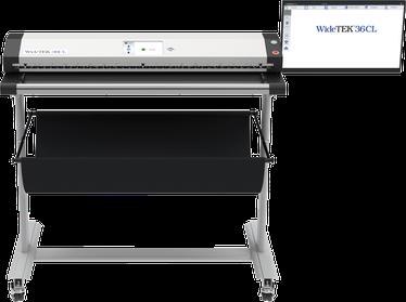 WideTEK 36 CIS Grossformatscanner 36 Zoll