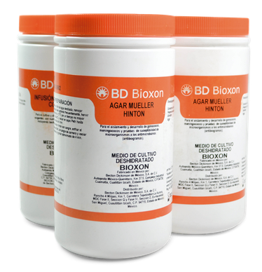212994 BD Bioxon® Caldo Citrato de Koser, 450 g