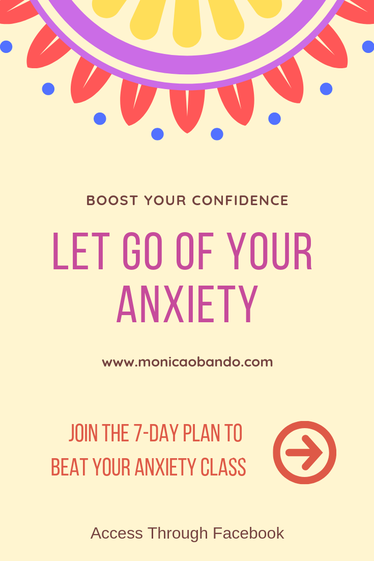 Get instant access to the guidebook to help you along each day of the class plus an anxiety test to help you realize your anxiety levels