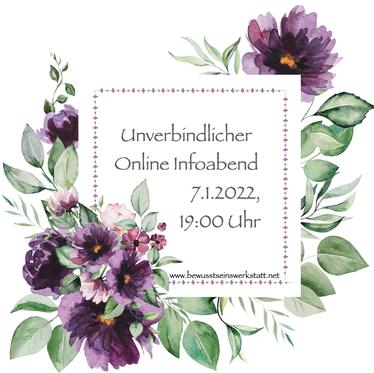 Heilerausbildung online kompakt Intensivkurs Oktober 2021
