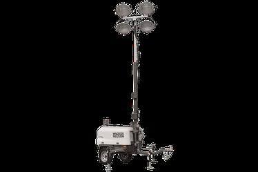 Torre de luz a diesel