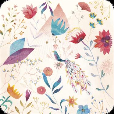 Carte postale illustrée par Izou