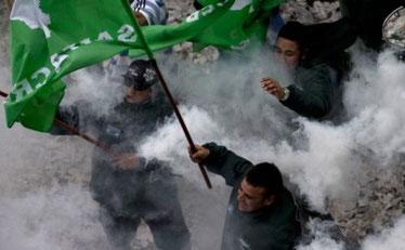Arbejderdemo i Buenos Aires mod regeringen