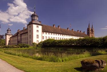 UNESCO-Welterbe Corvey © F. Grawe, Kulturland Kreis Höxter