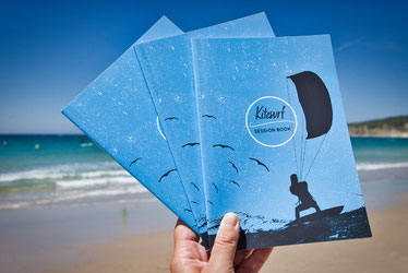 Kitesurf Session Book