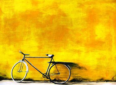 """""""simple"""", 2011,  acrylic on canvas, 60x80"""