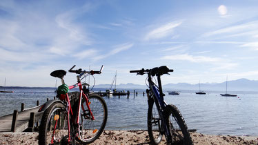 fair4world - Radtour Chiemsee - Bayern
