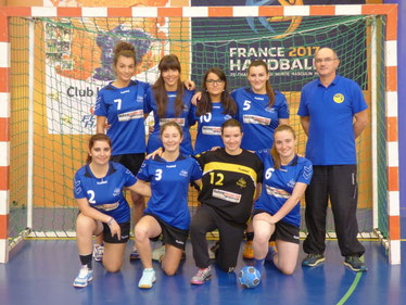 Equipe senior féminine 2