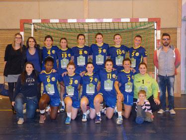 Equipe senior féminine 1